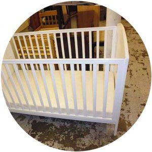 Used Crib