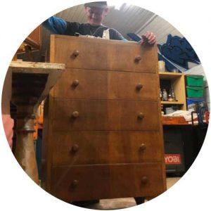 Used Dresser